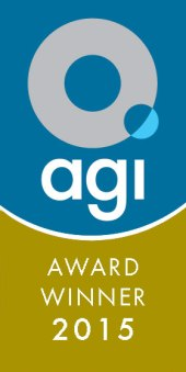 AGI 2015 Award Winner