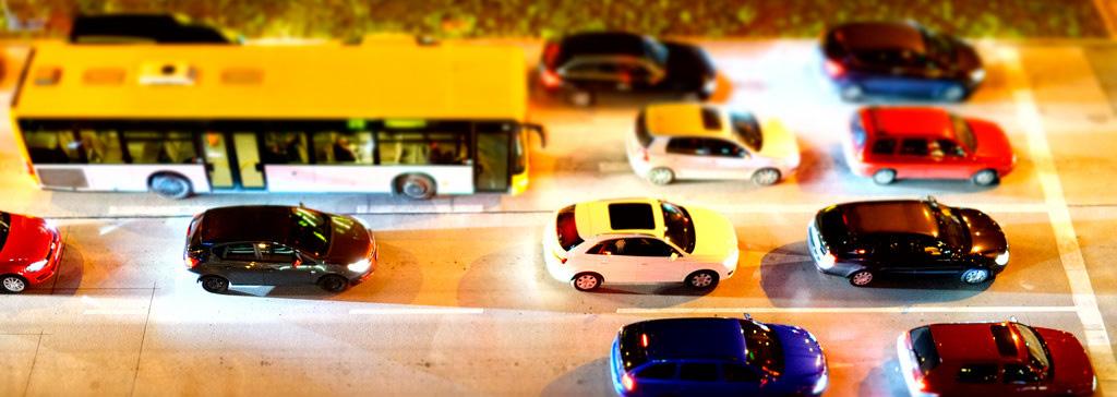 Image of traffic