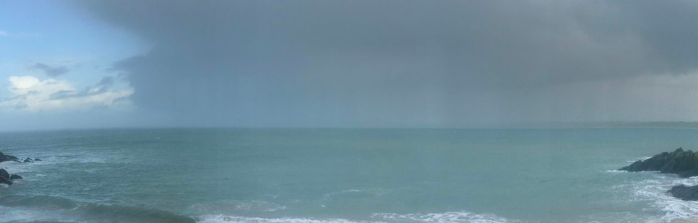St Ives storm, 22 Dec 2019